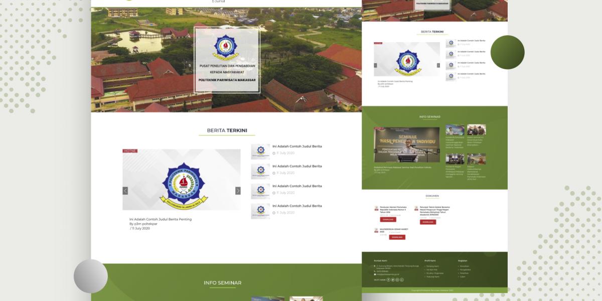 P3M Politekpar Makassar